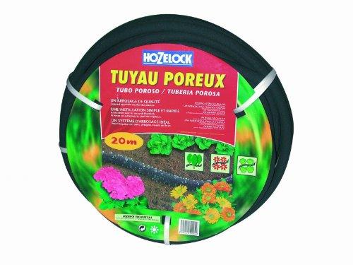 Hozelock Tricoflex 152013 Tuyau poreux spécial Sicker