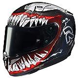 HJC RPHA 11 Pro - Casco Venom 2 (tamaño mediano), color negro