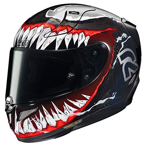 HJC Helmets RPHA 11 Pro Helmet - Venom 2 (Medium) (Black)