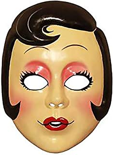 Adult Mask The Strangers: Prey at Night - Pin Up Girl Plastic Mask