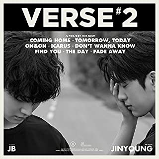 JYP Entertainment JJ Project - Verse 2 (2nd Album) [Today ver.] CD+Photobook