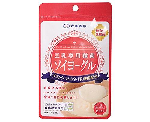 太田胃散 豆乳専用種菌 ソイヨーグル / 3g(1.5g×2包) TOMIZ(創業102年 富澤商店)