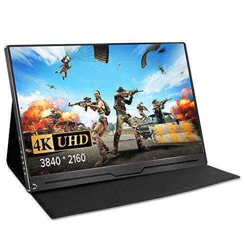 UPERFECT 4K Computer Monitor 15.6