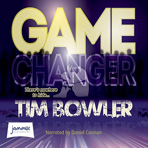 Game Changer audiobook cover art