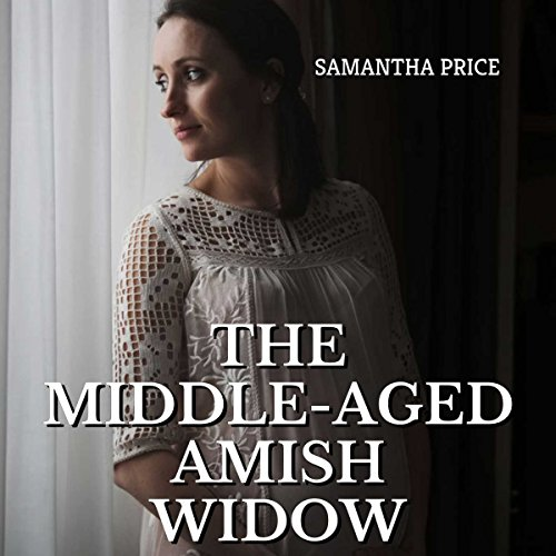 The Middle-Aged Amish Widow cover art