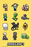 GB eye Ltd Minecraft Characters Poster