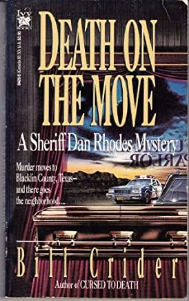 Death on the Move by Bill Crider (1990-08-06)