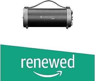 (Renewed) Zebronics Zeb-Axon Bluetooth Speaker (Black)