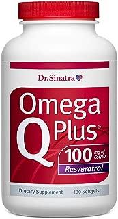 dr sinatra omega q plus 100