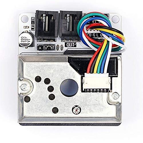 Elecfreaks Octopus Staubsensor Detektor Modul mit Sharp GP2Y1010AU0F