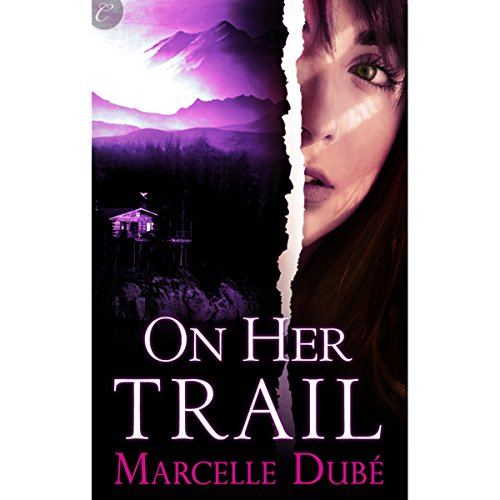 On Her Trail audiobook cover art