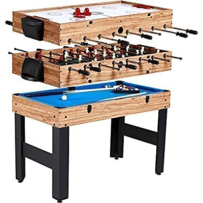 "MD Sports New Multi-Game Combo Table (48"", 3 in 1) from MD Sports"