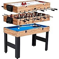MD Sports 3 in 1 Game Table