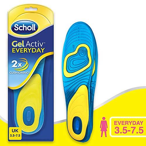 Scholl Insoles Women's Everyday,...
