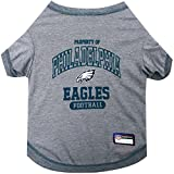 Pets First Philadelphia Eagles T-Shirt, X-Small
