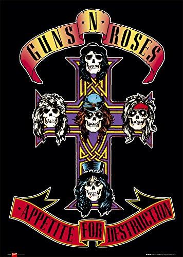 GB eye Ltd,Guns N Roses,Appetite,Maxi Poster