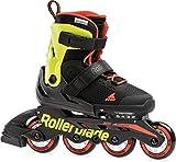 Rollerblade Arrow Inline Skate Black/Spicy orange (36,5-40)
