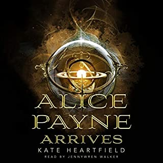Alice Payne Arrives cover art