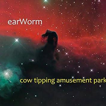 Cow Tipping Amusement Park