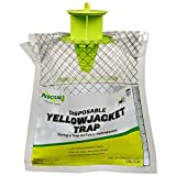RESCUE! Disposable Summer Yellowjacket Trap with Attractant – Eastern Time Zones