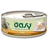 Oasy Wet Dog - Pollo Lattina Gr 150