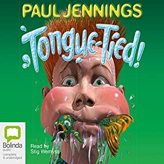 Tongue-Tied cover art
