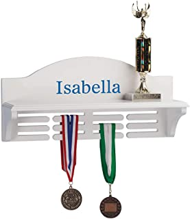 Miles Kimball Personalized Medal and Trophy Holder
