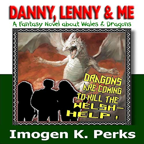 Danny, Lenny and Me: Investigate Weird Things audiobook cover art