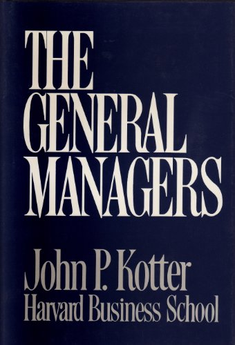 GENERAL MANAGERS, THE