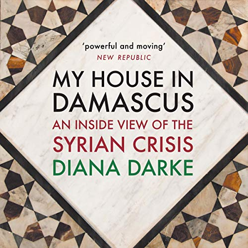 My House in Damascus audiobook cover art