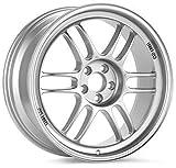 15x7 Enkei RPF1 (F1 Silver) Wheels/Rims 4x100 (3795704935SP)
