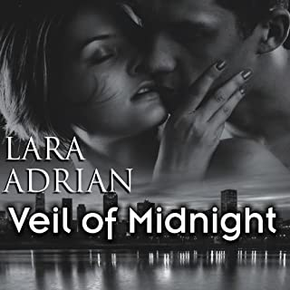 Veil of Midnight     The Midnight Breed, Book 5              By:                                                                                                                                 Lara Adrian                               Narrated by:                                                                                                                                 Hillary Huber                      Length: 10 hrs and 10 mins     1,085 ratings     Overall 4.6