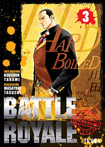 Battle Royale Edicion Deluxe: 3 (Battle royale edecion Deluxe)