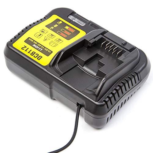 DCB105 DCB112 Li-ion Caricabatterie Per Dewalt 10,8 V 12V 14,4 V 18V DCB112 DCB200 DCB101 DCB140 Batteriav