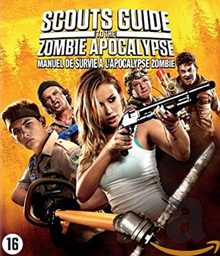 BLU-RAY - Scouts Guide To The Zombie Apocalypse (1 Blu-ray)