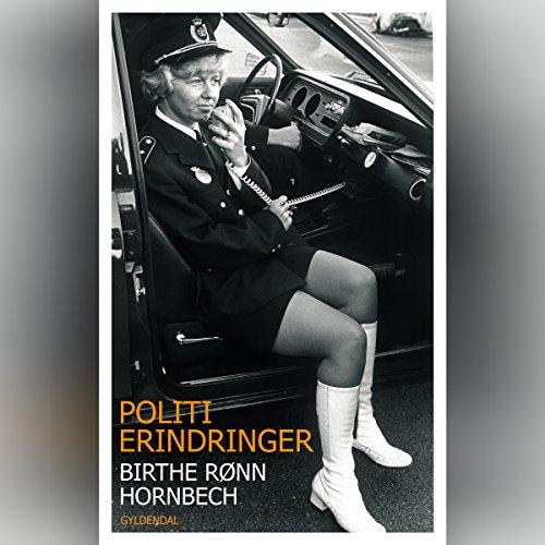 Politierindringer audiobook cover art