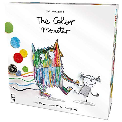 Devir BGMONEN The Colour Monster Yes