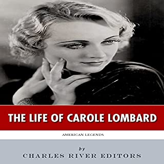 American Legends: The Life of Carole Lombard audiobook cover art
