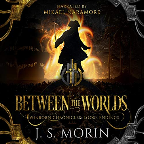 Couverture de Between the Worlds