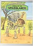 Animals of the Grasslands (Windows on Nature)