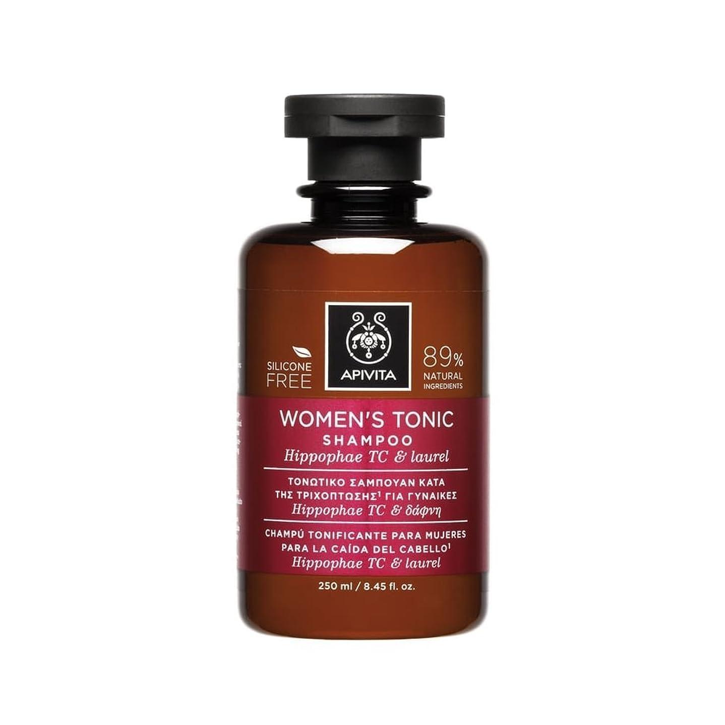 引き付ける構成する成長するアピヴィータ Women's Tonic Shampoo with Hippophae TC & Laurel (For Thinning Hair) 250ml [並行輸入品]