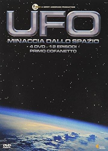 Ufo Vol.1 Minaccia Dallo Spazio (Box 4 Dvd)