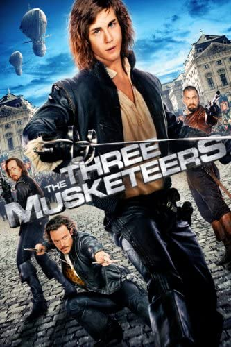 The Three Musketeers 2011 product image