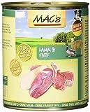 MAC's Lamm & Ente, 6er Pack (6 x 800 g)