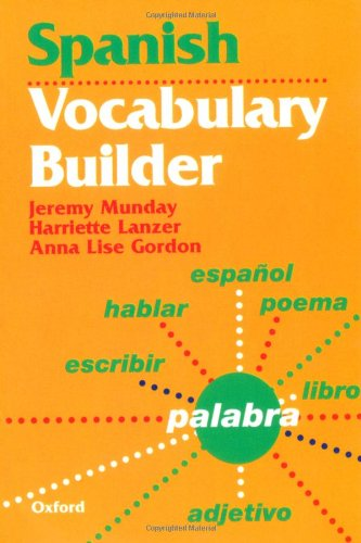 Spanish Vocabulary Builder (Vocabulary Builders)