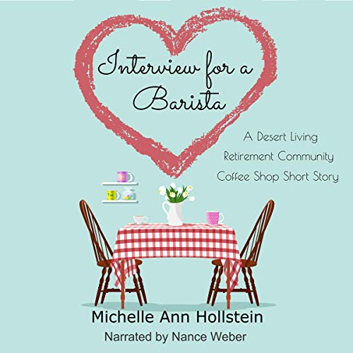 Interview for a Barista audiobook cover art