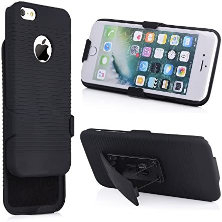 Chuangxinfull iPhone 4S Combo Case Super Slim Hard Shell Layer Holster Open Face Sport Case product image