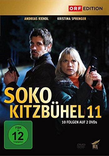 SOKO Kitzbühel - Box 11: Folge 101-110 (2 DVDs)