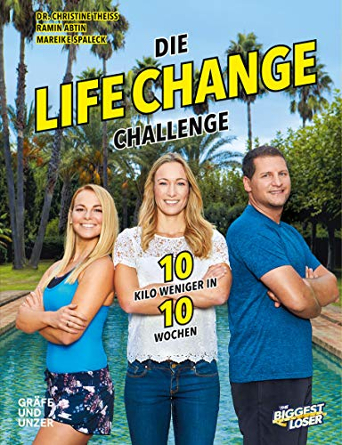Die Life Change Challenge: 10 Kilo weniger in 10 Wochen!
