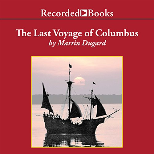 The Last Voyage of Colombus audiobook cover art
